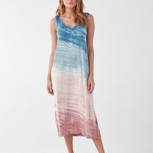 NWT Splendid Eclipse Treatment Maxi Dress